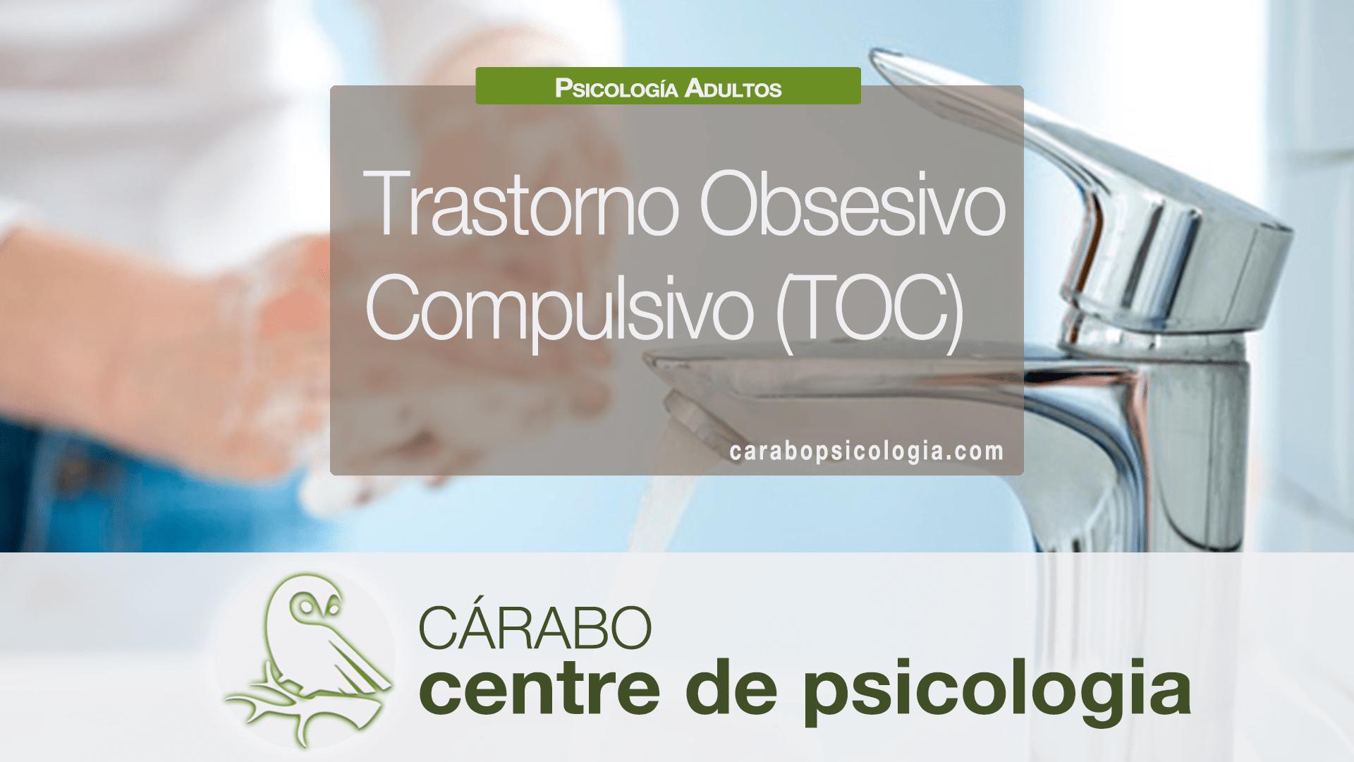 Trastorno Obsesivo Compulsivo y Depresión » Psicólogo Malgrat CÁRABO psicologia